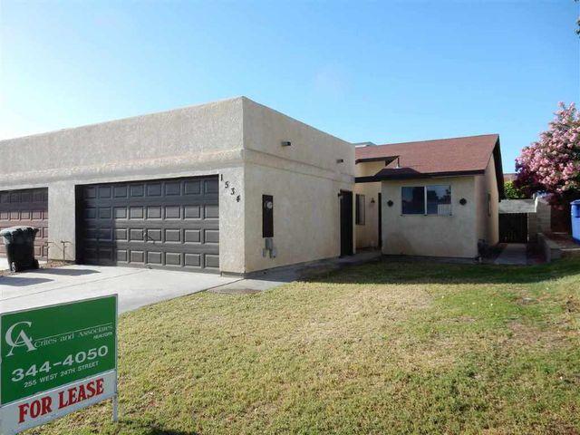 home for rent 1534 w hillside pl yuma az 85364