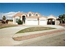12255 Rancho Trail Dr, El Paso, TX 79936