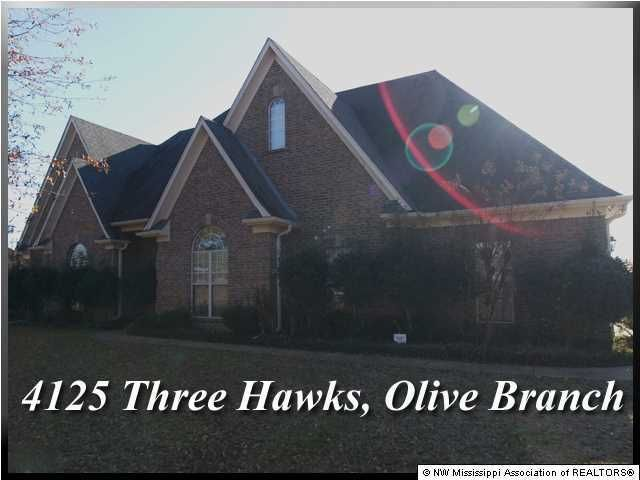 4125 Three Wishes Dr Olive Branch Ms 38654 Home For Sale And Real Estate Listing