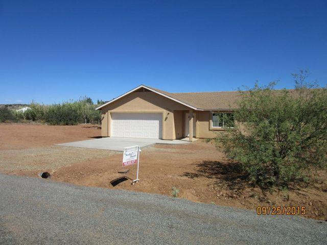 19654 e chaparral dr mayer az 86333 new home for sale