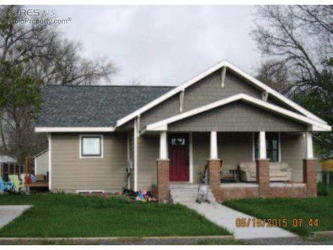 208 N Washington Ave, Fleming, CO 80728