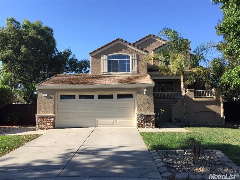 1075 Zion Ct Tracy, CA 95376