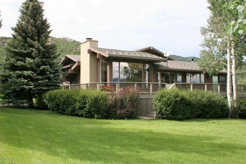 478 Oak Ridge Rd, Snowmass, CO 81654