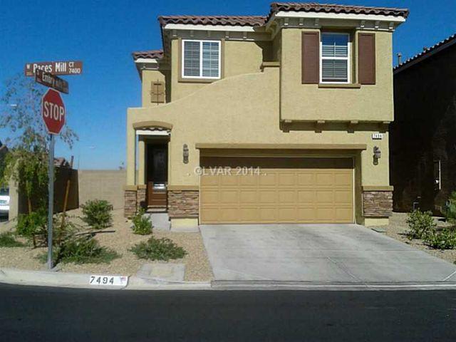 7494 Paces Mill Ct, Las Vegas, NV 89113