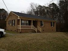 22241 Pine Level Rd, Southampton County, VA 23829