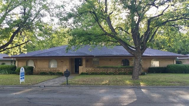 100 quail run brownwood tx 76801 home for sale and