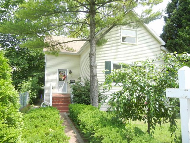 2809 gideon ave zion il 60099 home for sale and real