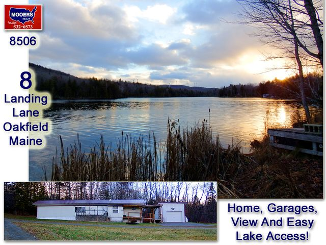 8 landing ln oakfield me 04763 home for sale real