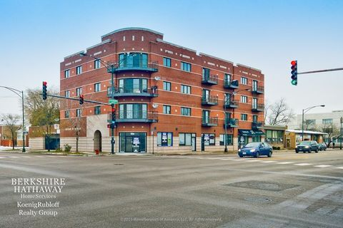 6005 N Kimball Ave Unit 2 A, Chicago, IL 60659