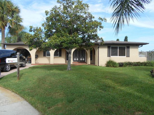 Home For Rent 491 Sandpiper Dr Satellite Beach Fl