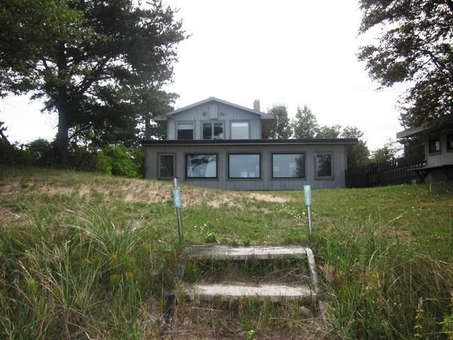 3096 island beach rd marquette mi 49855 home for sale and real estate listing