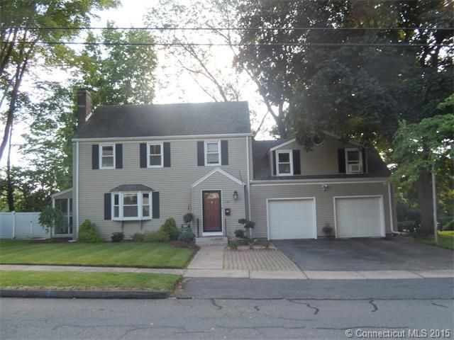 121 Ridgewood Rd East Hartford Ct 06118 Home For Sale