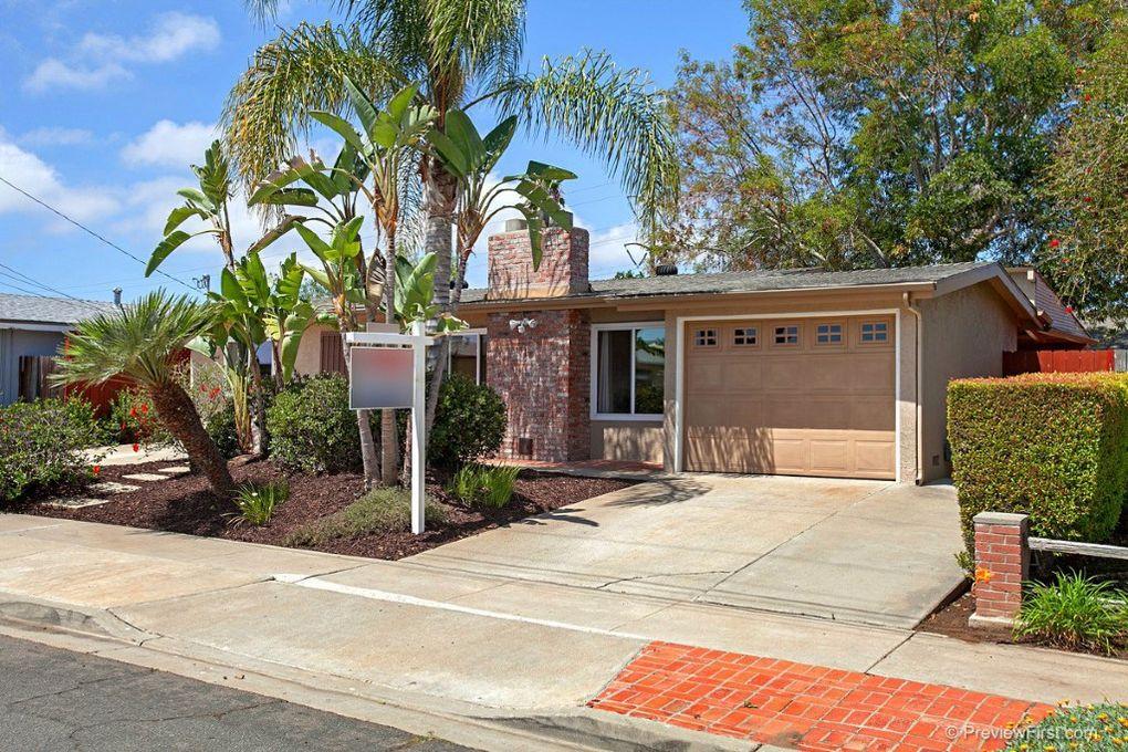 4840 Longford St San Diego, CA 92117