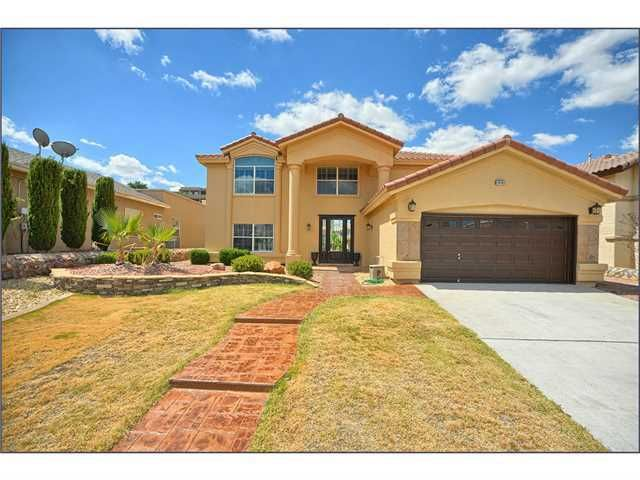 6356 franklin view dr el paso tx 79912 home for sale for Homes for sale 79912