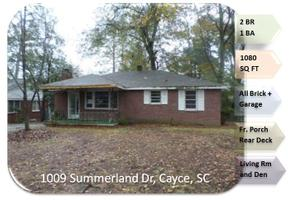 1009 Summerland Dr, Cayce, SC 29033
