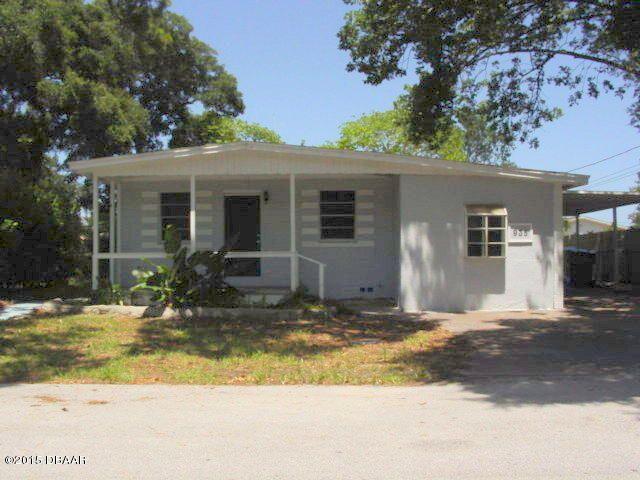 935 oleander ave holly hill fl 32117 home for sale and real estate listing. Black Bedroom Furniture Sets. Home Design Ideas