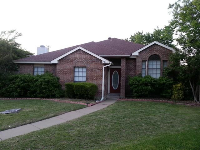 Home For Rent 7933 Vienna Dr Plano TX 75025