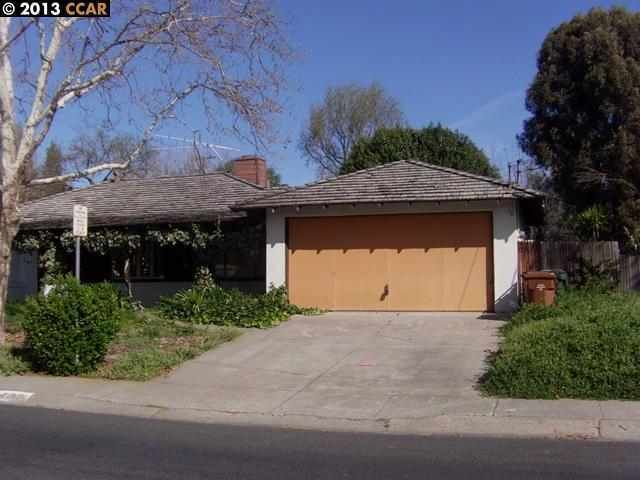 400 Gladys Dr Pleasant Hill, CA 94523
