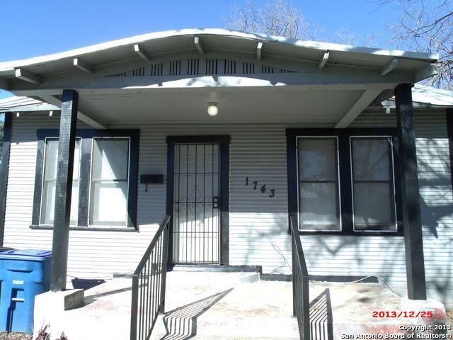1743 Schley Ave San Antonio, TX 78210