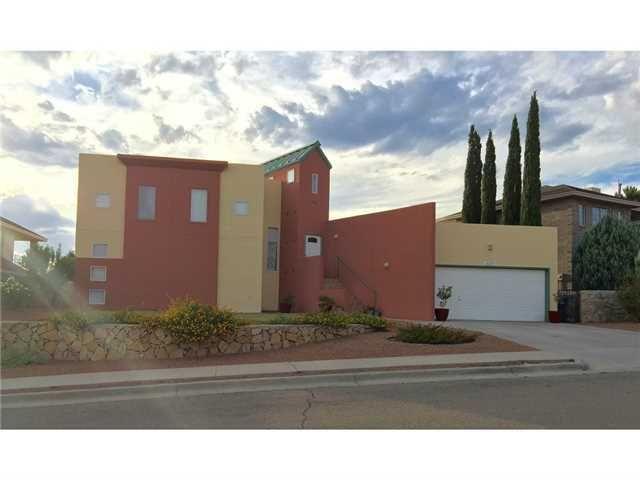 6257 Los Bancos Dr El Paso Tx 79912 Home For Sale And