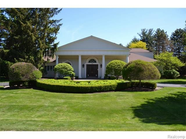 300 Nantucket Dr Bloomfield Hills Mi 48304 Home For Sale And Real Estate Listing