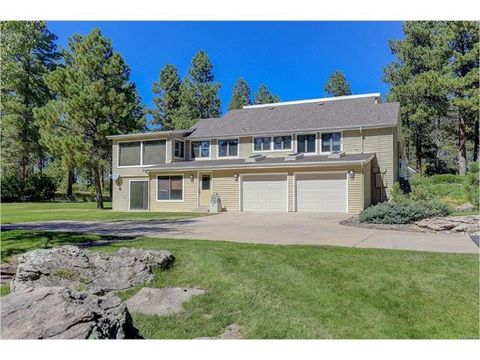 2100 deerpath trl franktown co 80116 land for sale and real estate listing