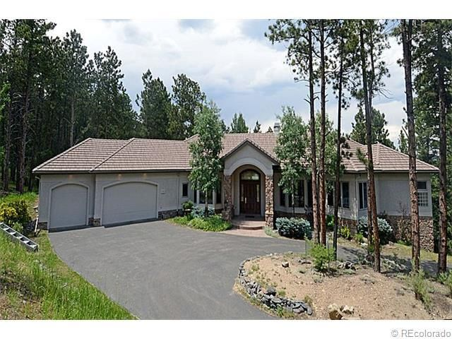 31354 morning star dr evergreen co 80439 home for sale
