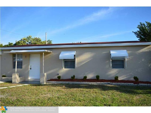 An Unaddressed Home For Rent In Fort Lauderdale FL 33311