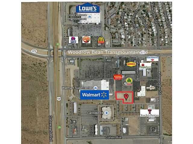 4712 Woodrow Bean, El Paso, TX 79924 - realtor.com® on zip code map 79901, zip codes by city, zip code map el paso 79932,