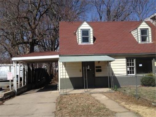 3912 Scarritt Ave, Kansas City, MO 64123