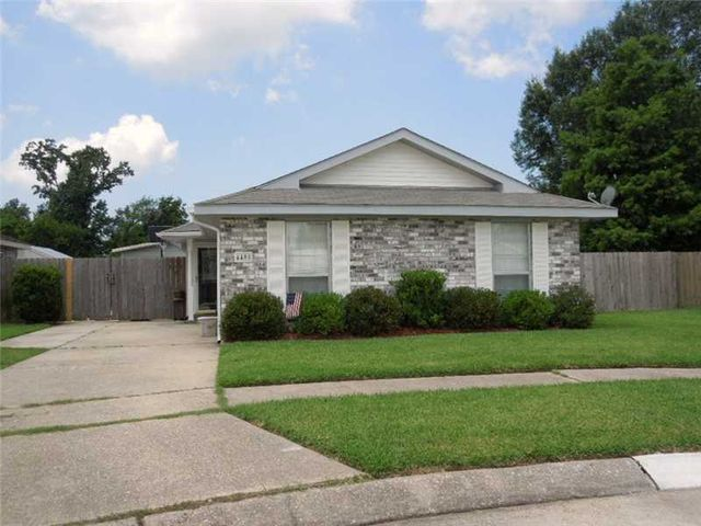 Home For Rent 4408 Bayou Des Familles Dr Marrero La 70072