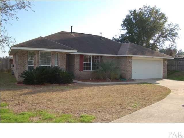 Home for rent 3237 windjammer ct pensacola fl 32526 Home furniture rental pensacola