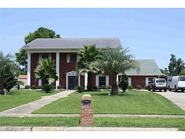 11159 Winchester Park Dr New Orleans La 70128 Home For