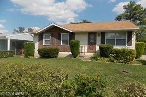 3113 Rheims Rd, Baltimore, MD 21244