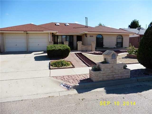 4540 Sky Hawk Ave El Paso Tx 79924 Realtor Com 174