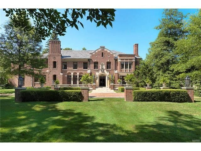 9625 ladue rd ladue mo 63124 home for sale real for Beautiful homes and great estates pictures