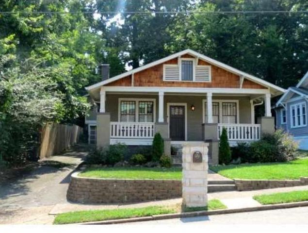 Home for rent 1242 hanover st chattanooga tn 37405 for Home builders chattanooga tn