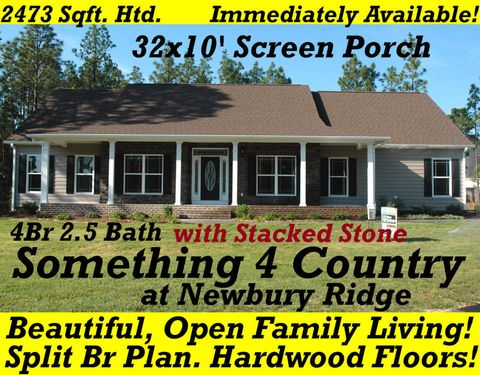 2 Buckley Ct, Whispering Pines, NC 28327