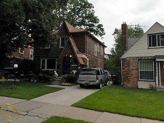 5034 Courville St, Detroit, MI