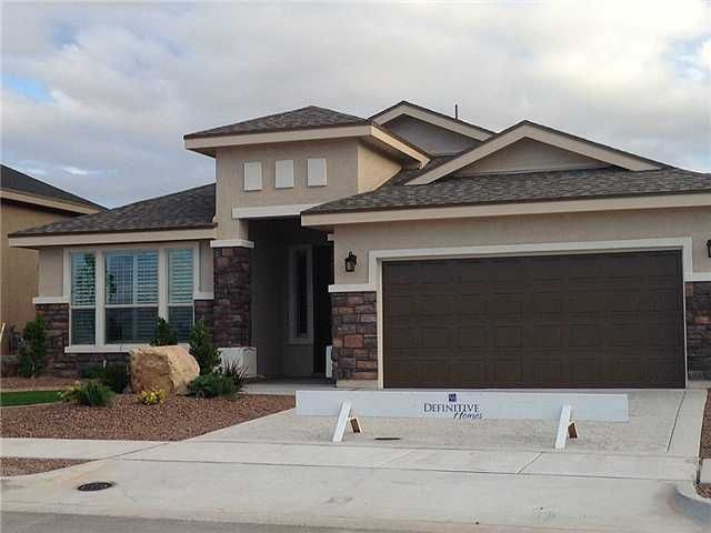 12808 barstow ave el paso tx 79928 for Houses in el paso