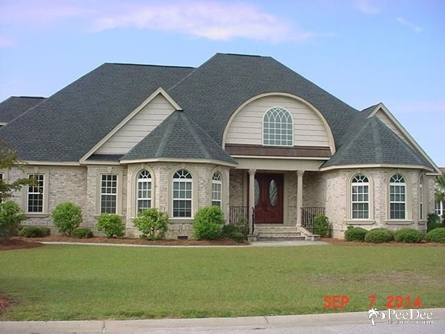 2121 kristens channel florence sc 29501 for Home builders in florence sc