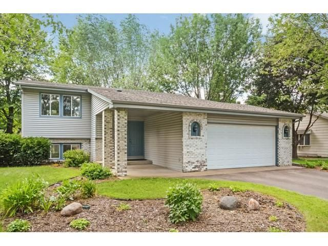 1484 knoll dr shoreview mn 55126 home for sale and real estate listing