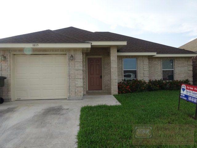 1805 treasure oaks dr harlingen tx 78550 home for sale and real estate listing