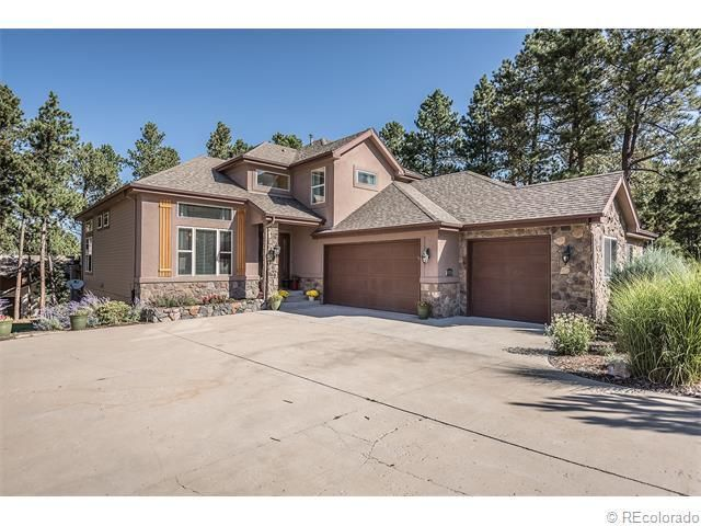 7438 cameron dr larkspur co 80118 home for sale and