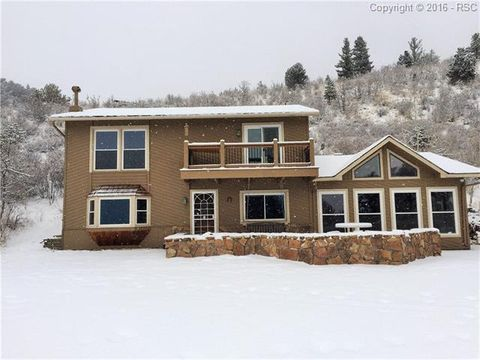 10660 W Highway 24 Hwy, Green Mountain Falls, CO 80819