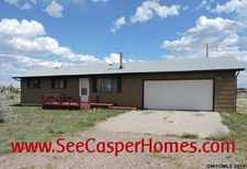 56 S Bobcat Rd, Rolling Hills, WY 82637