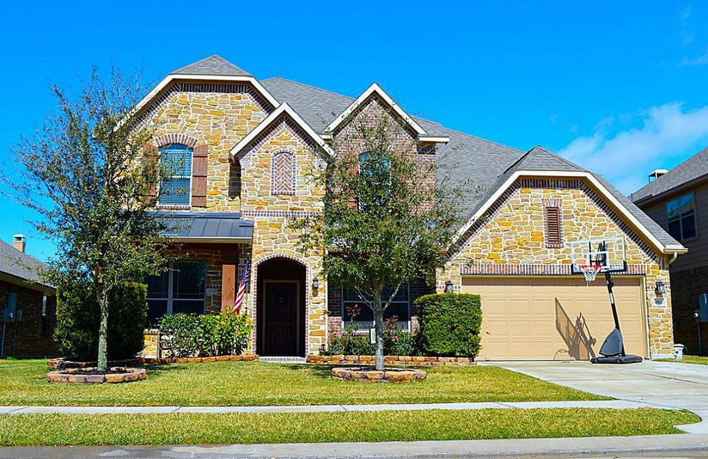 Delightful 20610 Garden Ridge Cyn, Richmond, TX 77407