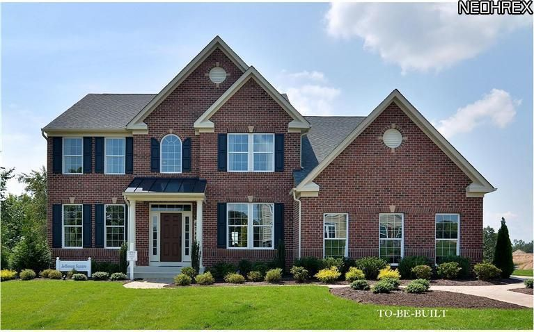 4952 timbercreek cir north canton oh 44720 for Home builders canton ohio