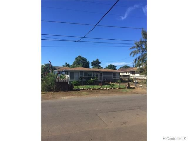 84917 Hanalei St Waianae Hi 96792 Home For Sale And