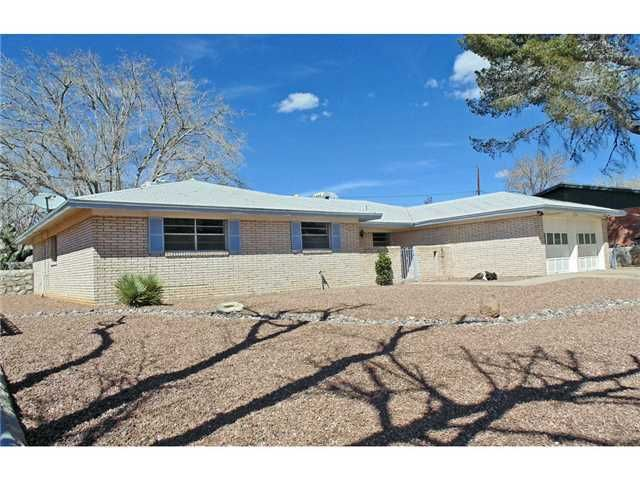 639 de leon dr el paso tx 79912 home for sale and real for Homes for sale 79912